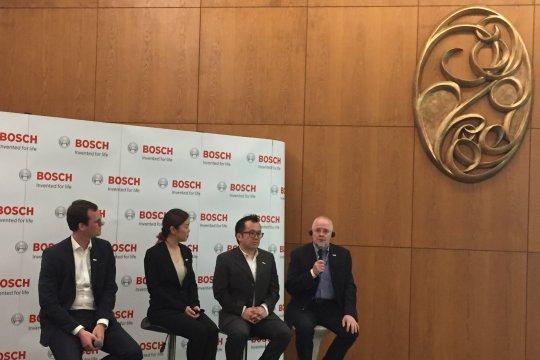 Bosch tampilkan solusi mobilitas pengendara di GIIAS 2019