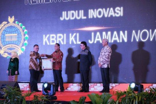 Inovasi KBRI Kuala Lumpur raih Top 99 KIPP