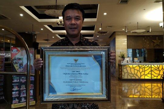 Pemkot Surabaya raih penghargaan Top 99 Sinovik program Cak Emus