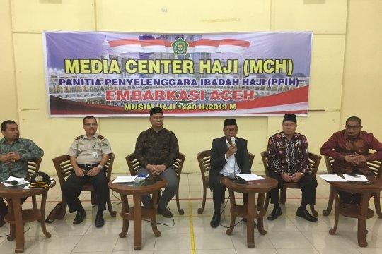 Pemondokan  JCH Aceh 3 km dari Masjidil Haram