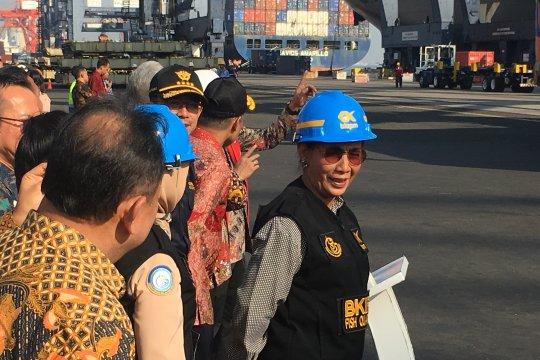 Ekspor serentak hasil perikanan tunjukkan kekuatan kelautan Indonesia