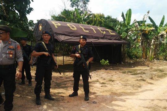 Kelompok warga Mekar Jaya Abadi takut pulang ke lokasi Register 45