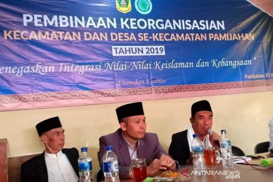 MUI Bogor mengambil sikap pascapertemuan Jokowi-Prabowo