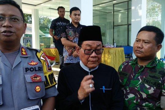 Bupati Mesuji serahkan peristiwa bentrok kepada pihak kepolisian