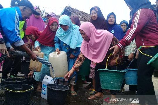 Warga Garut mulai kesulitan air bersih