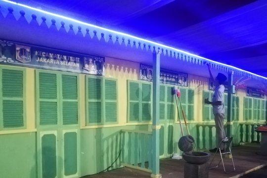 Lebaran Betawi di Monas baru resmi dibuka Sabtu