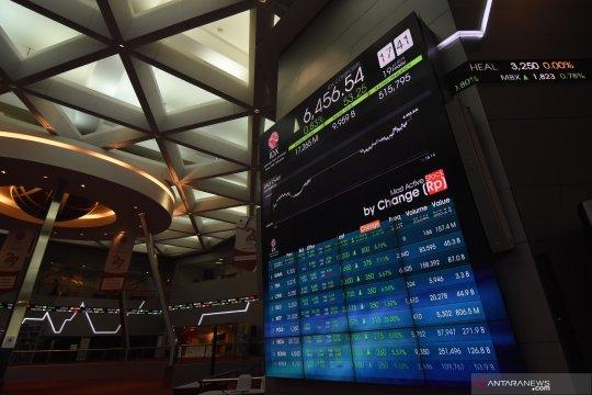 IHSG ditutup melemah seiring koreksi bursa saham Asia