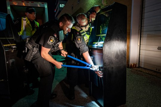 Kanada bekuk sembilan anggota kelompok Mafia berbahaya