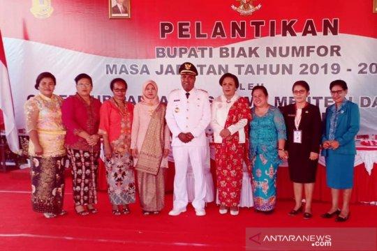 Bupati Biak Numfor minta 257  Kepala kampung alokasikan DD untuk PAUD