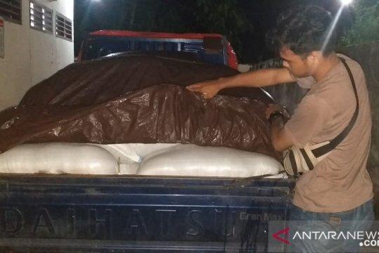 Korem 133 menggagalkan penyelundupan minuman keras ke Gorontalo