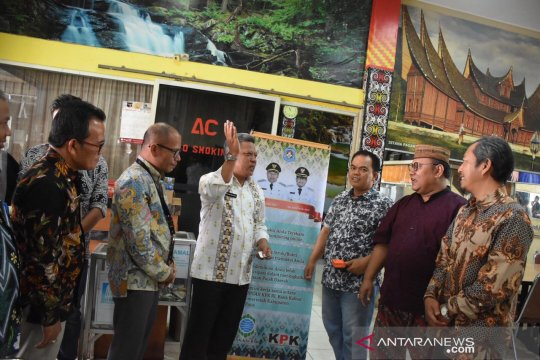KPK pantau penerapan pemungutan pajak di Kubu Raya
