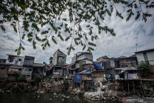 Rencana kelanjutan proyek normalisasi Sungai Ciliwung