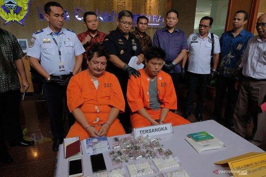 Bea dan Cukai ungkap upaya penyelundupan kokain di Bandara Internasional Ngurah Rai