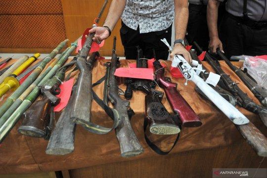 Polda Jambi tetapkan 20 tersangka kasus penganiayaan terhadap Satgas Karhutla