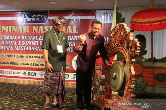 Pemprov Bali ingin perbankan perkuat inovasi digital