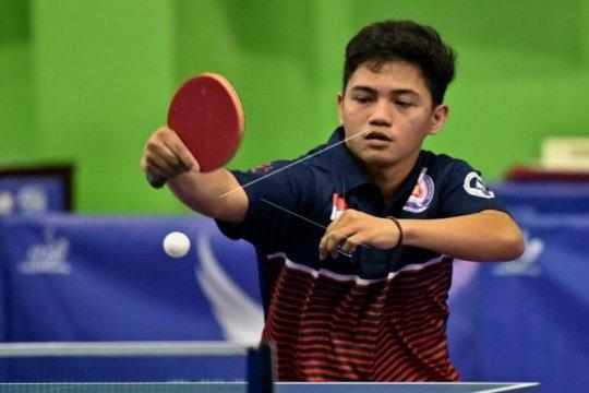 Tim tenis meja putra Indonesia menang Page 3 Small