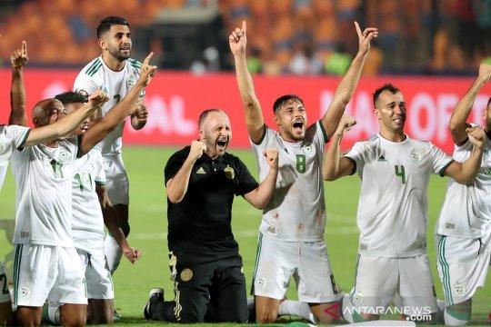 Daftar juara Piala Afrika, Aljazair berjaya lagi setelah 29 tahun