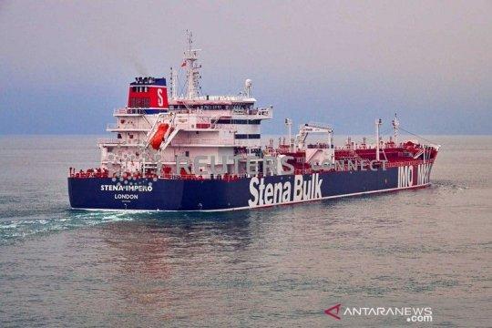 Pejabat Rusia di Iran kunjungi ABK kapal Inggris berkebangsaan Rusia