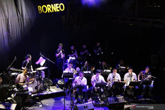 Borneo Jazz Festival Serawak