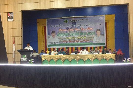 Kemenag: Butuh waktu 26 tahun berhaji  dari Aceh