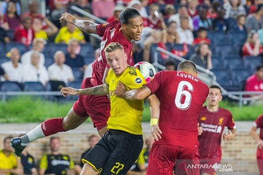 Laga Persahabatan: Dortmund atasi Liverpool