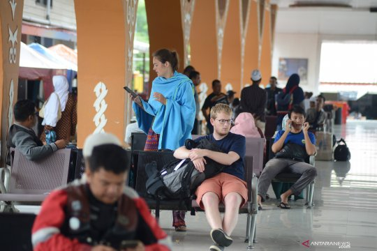 Cuaca buruk, ASDP hentikan pelayaran Banda Aceh-Sabang