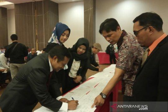 KPU Garut tetapkan 50 anggota DPRD Garut periode 2019-2024