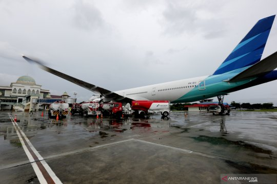 Angkasa Pura kaji larangan penerbangan di Bandara Aceh saat Idul Adha