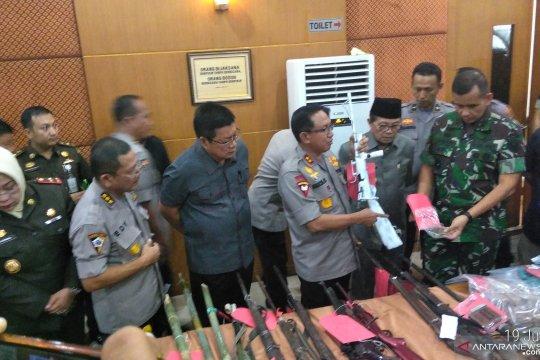 Tentara dan polisi kejar kelompok SMB di Kabupaten Batanghari