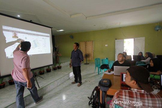 Desa Dunggala di Gorontalo ciptakan desa digital dibantu mahasiswa KKN