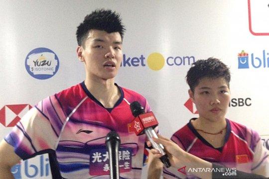 Unggulan kedua Cina Wang/Huang tingkatkan fokus di laga final