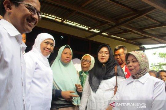 Gubernur berikan bantuan jari buatan untuk warga Kediri
