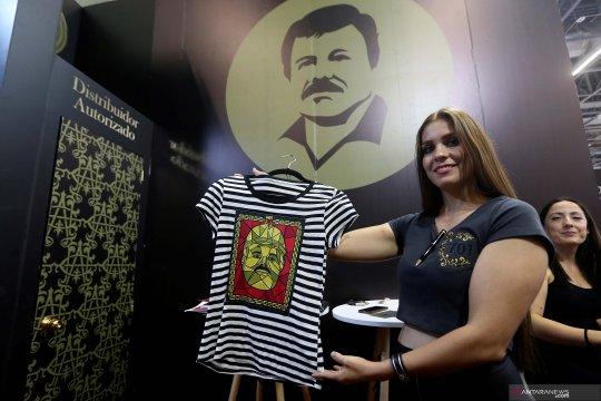 Putri gembong narkoba Meksiko luncurkan bir dengan merk sang ayah