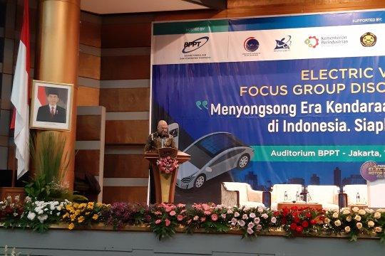 Menakar kesiapan Indonesia masuki era kendaraan bermotor listrik