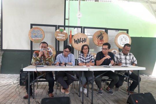 Kuasa Hukum: Putusan gugatan CLS karhutla Kalteng kemenangan bersama