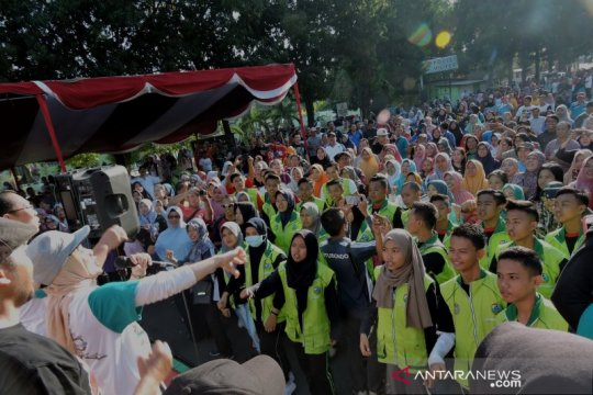 KPK deklarasi antikorupsi bersama warga Situbondo