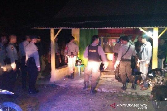 Personel TNI-Polri masih berjaga di Register 45 Mesuji