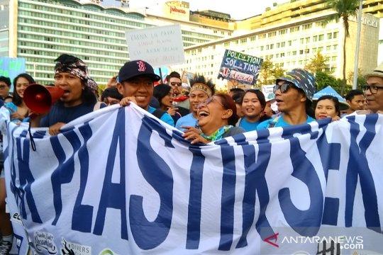 "Kaka : Jakarta harus jadi ""trendsetter"" tolak plastik"