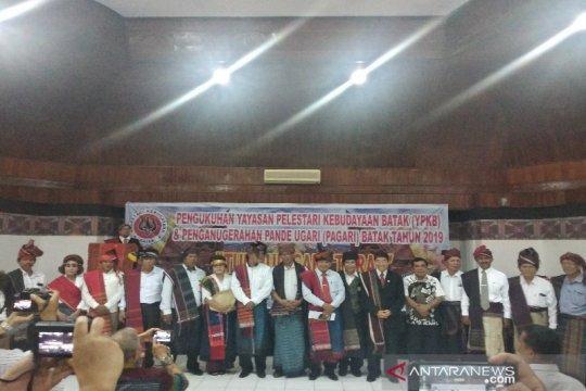 YPKB : Kebudayaan Batak mulai hilang