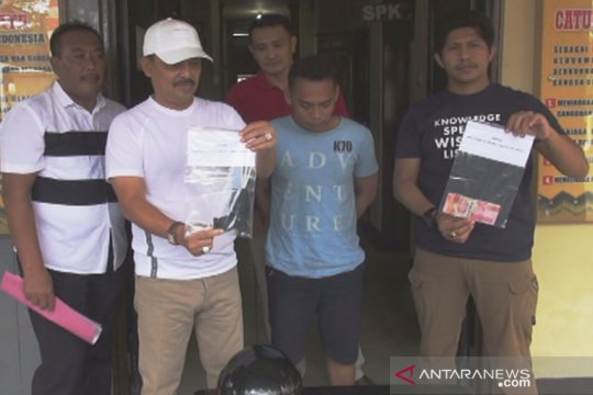 Polisi ringkus pelaku begal mengaku polisi melakukan perampasan