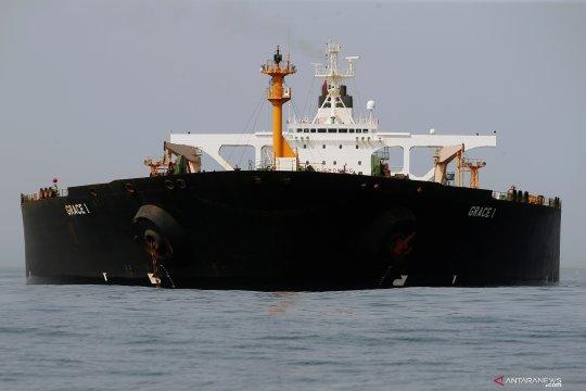 Gibraltar putuskan untuk bebaskan tanker Iran yang ditangkap
