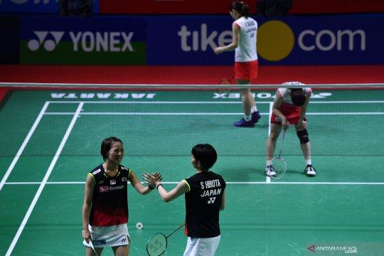 Matsutomo/Takahashi incar gelar Japan Open dan tiket Olimpiade