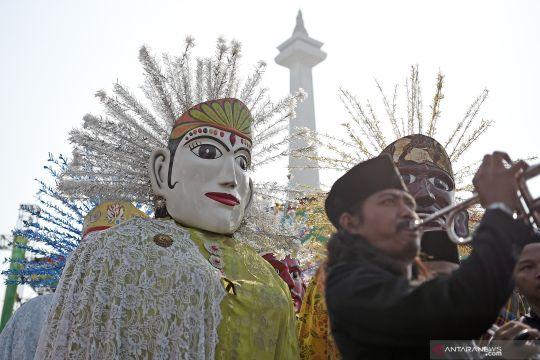 Budayawan: Ada makna sakral yang memudar di balik Lebaran Betawi