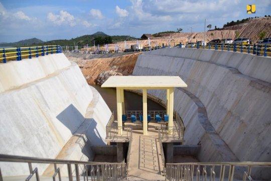 Pembangunan Bendungan Sei Gong rampung, atasi kebutuhan air baku Batam