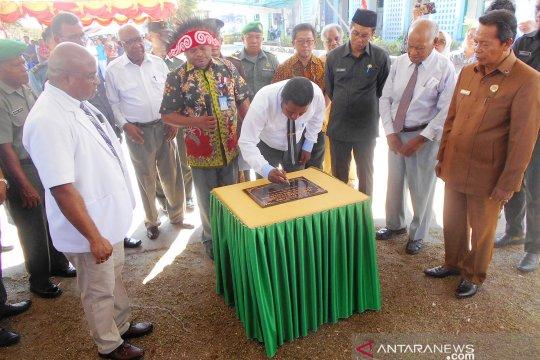 Poliklinik berbasis digital Rp40 miliar dibangun Kemenkes di Biak