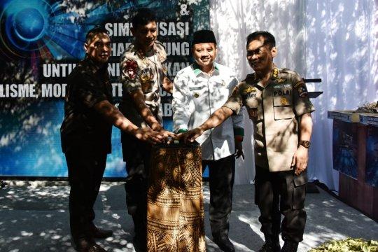 Pemprov-Polda Jabar koordinasi terkait bendera terlarang di Sukabumi