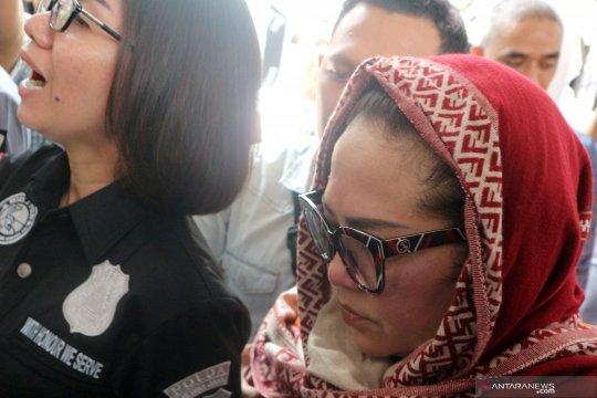 Polisi: 20 tahun silam Nunung sempat gunakan ekstasi