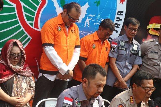 Polisi bantah targetkan Nunung dalam kasus narkotika