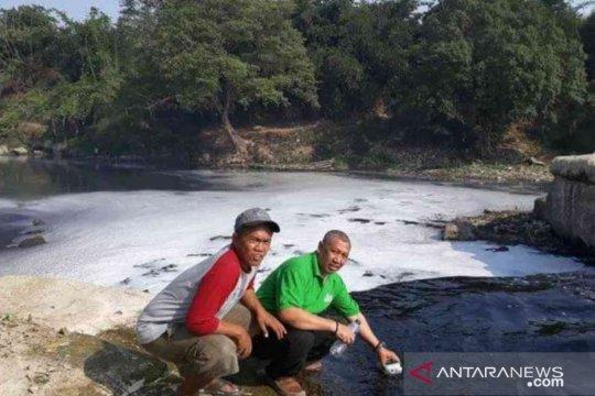 Bekasi desak pemerintah pusat atasi pencemaran Sungai Cileungsi