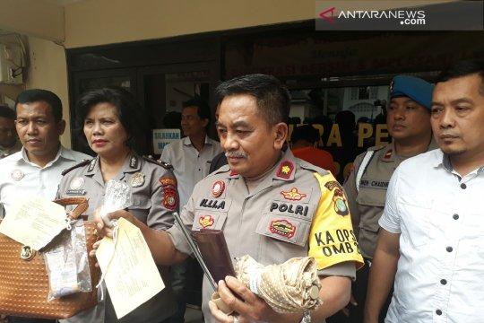 Polisi ringkus dua spesialis jambret Bekasi